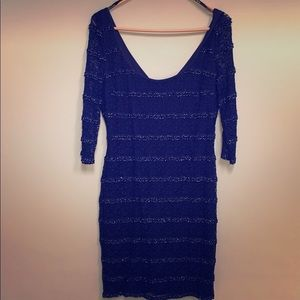 Dark purple dress by Guess! Size 12.